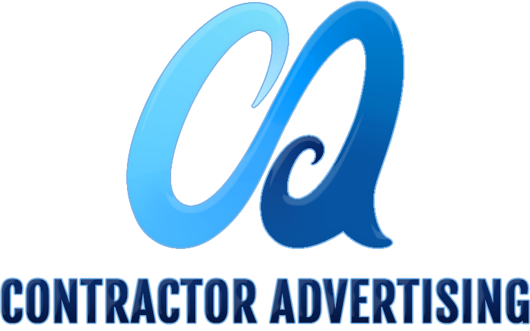 Contractor Advertising Logo