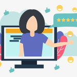 How to get customer reviews banner