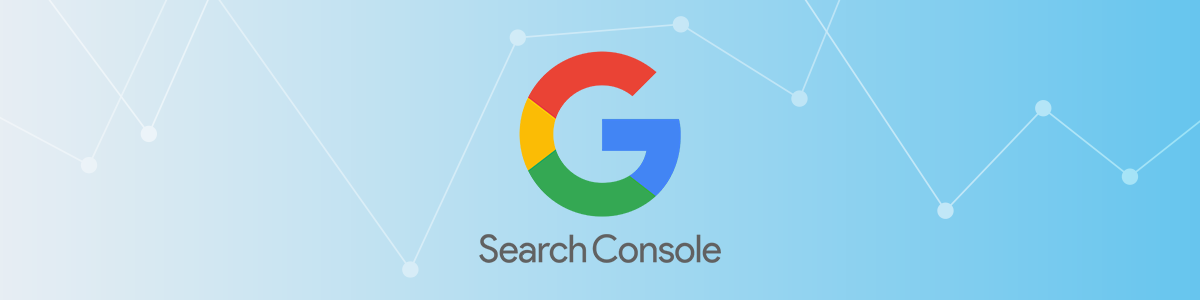 Google Search Console Banner