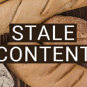 Stale Content Banner